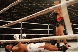 Saulo Cavari vs Mourad Bouzidi