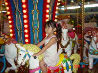 12 Horse Carousel