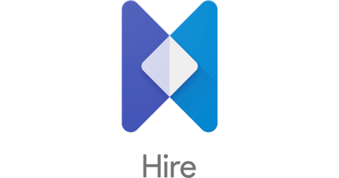 Google Hire Logo