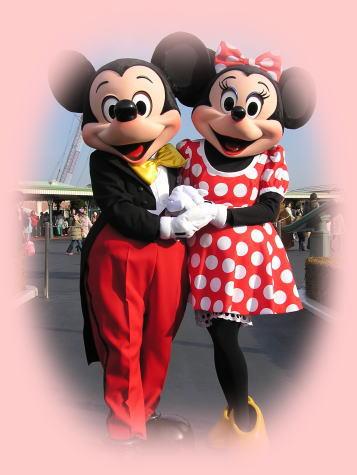 ミッキー&ミニー