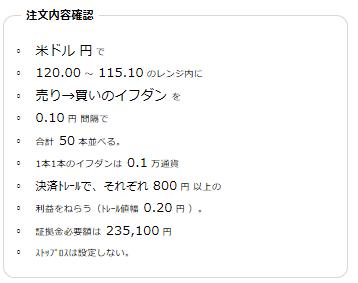 米ドル円115~120