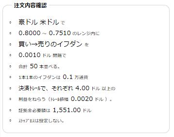 豪ドル米ドル買い075~0.80