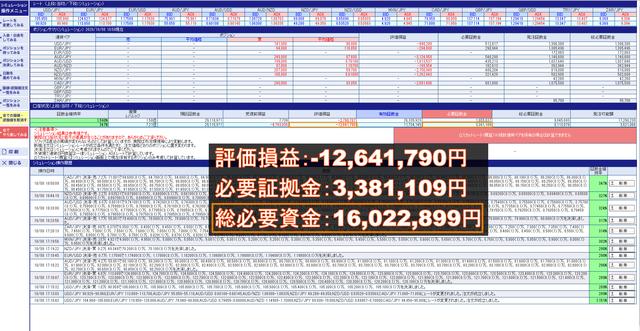 【トラリピ】複数通貨ペアのリスク管理-結果2