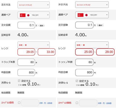 トルコリラ円買い2