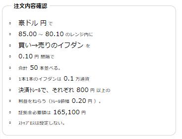 豪ドル円買い80円~85円