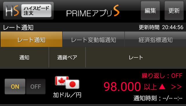 ループイフダン設定と実績-加ドル/円