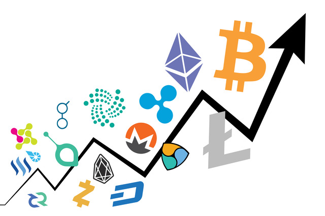 仮想通貨-アルトコイン急上昇