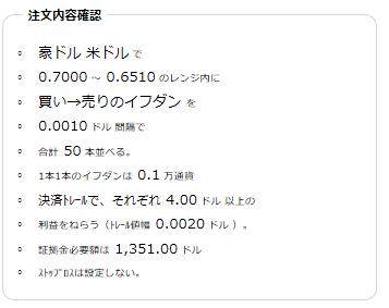 豪ドル米ドル買い065~0.70