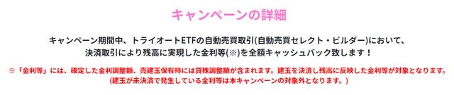 【トライオートETF】システムリニューアルの対応は?-②詳細