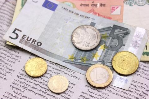 いろいろな国の通貨
