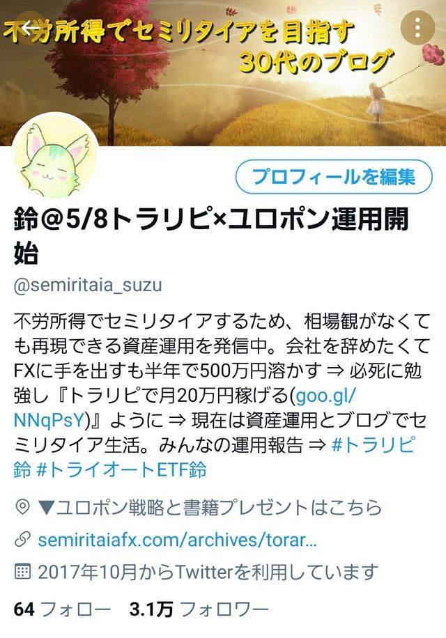 鈴のTwitter202104