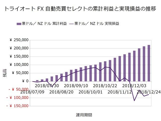 トライオートFX週次報告20181224
