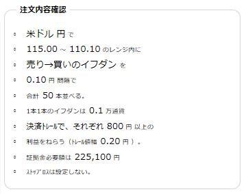 米ドル円110~115