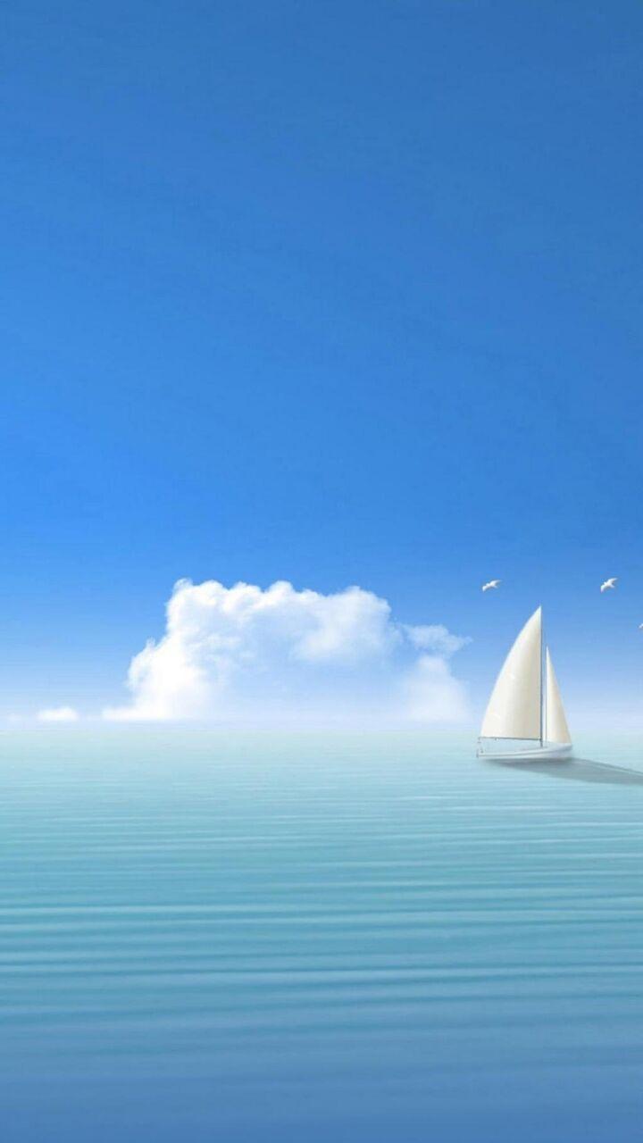 青い空 ロック画面の画像 Hdの携帯電話の壁紙 王windows10壁紙19x1080の風 壁紙