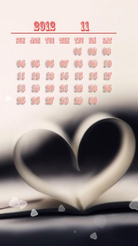 ラブカレンダー12年11安室奈美恵ナミめぐみ月のiphoneの壁紙 ロック画面の画像 Hdの携帯電話の壁紙 壁紙