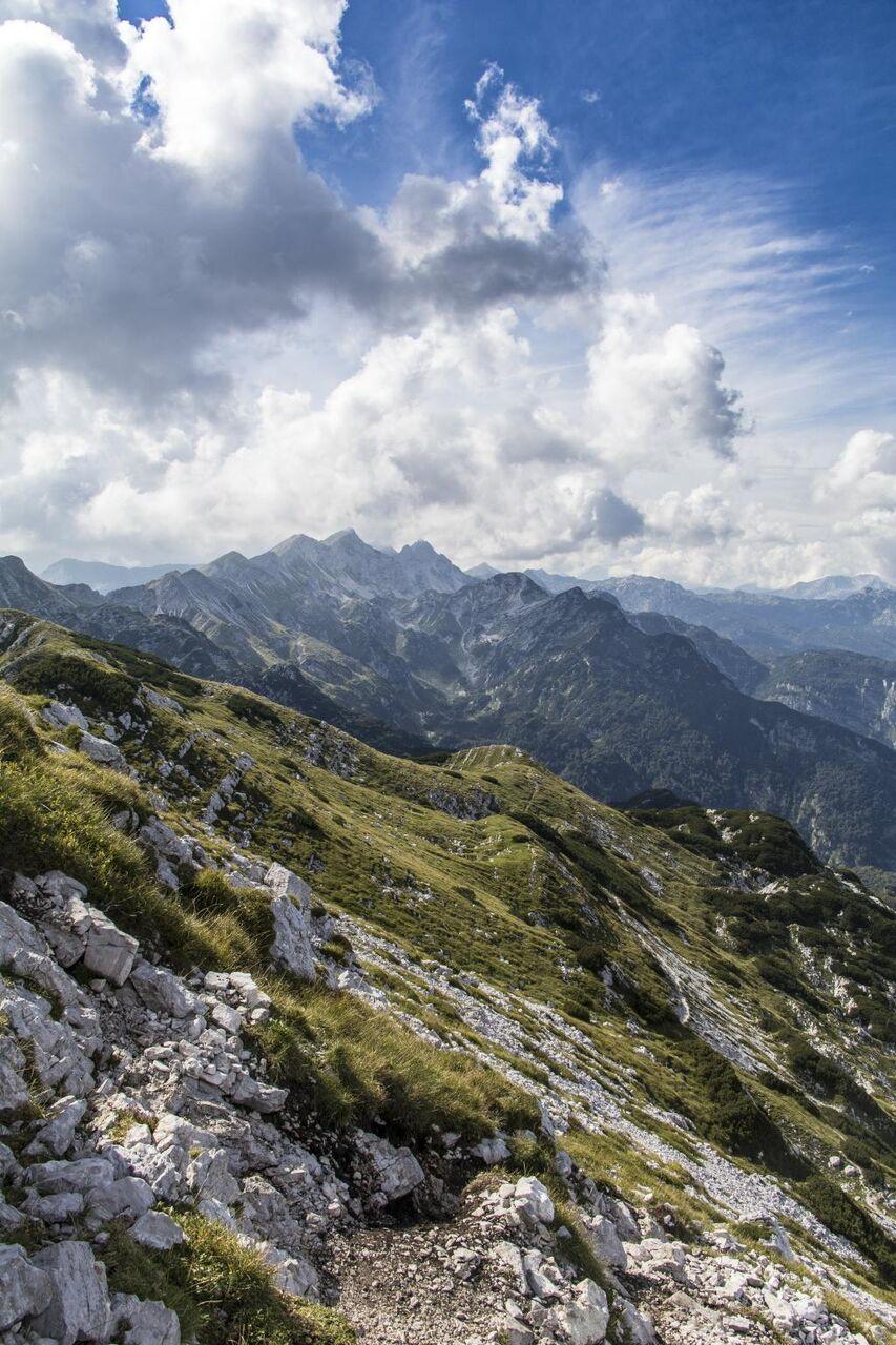 瞳から供給されたスロベニア トレッキング ハイキング 自然 山 アウトドア アルプス Hdホnnはxs壁紙 材料入力します 壁紙