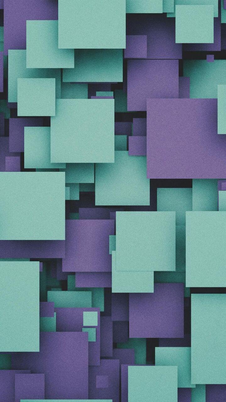 スクエアシリコーンュヒカルka Waいい壁紙紫 青 3d ロック画面の画像 Hdの携帯電話の壁紙 代替 壁紙