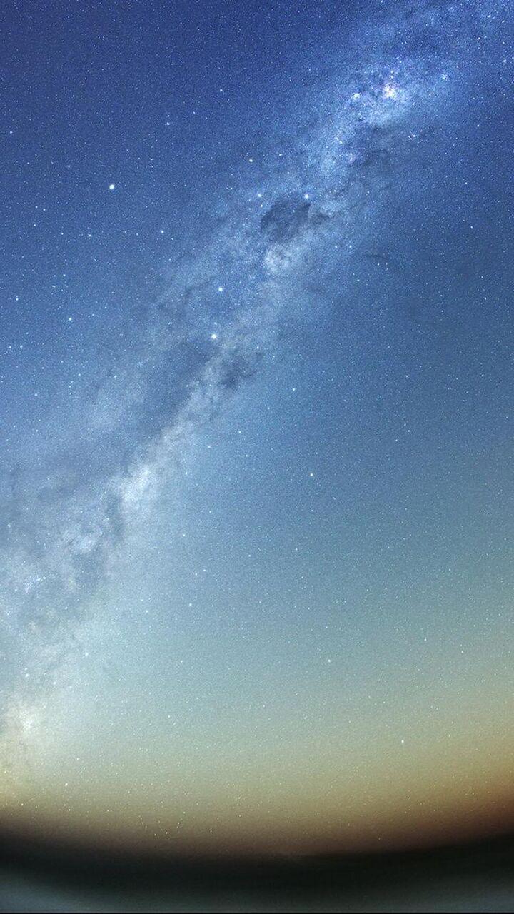 天の川銀河は ロック画面の画像 クリアな高iphone7壁紙携帯電話の壁紙 風景 上昇します 壁紙