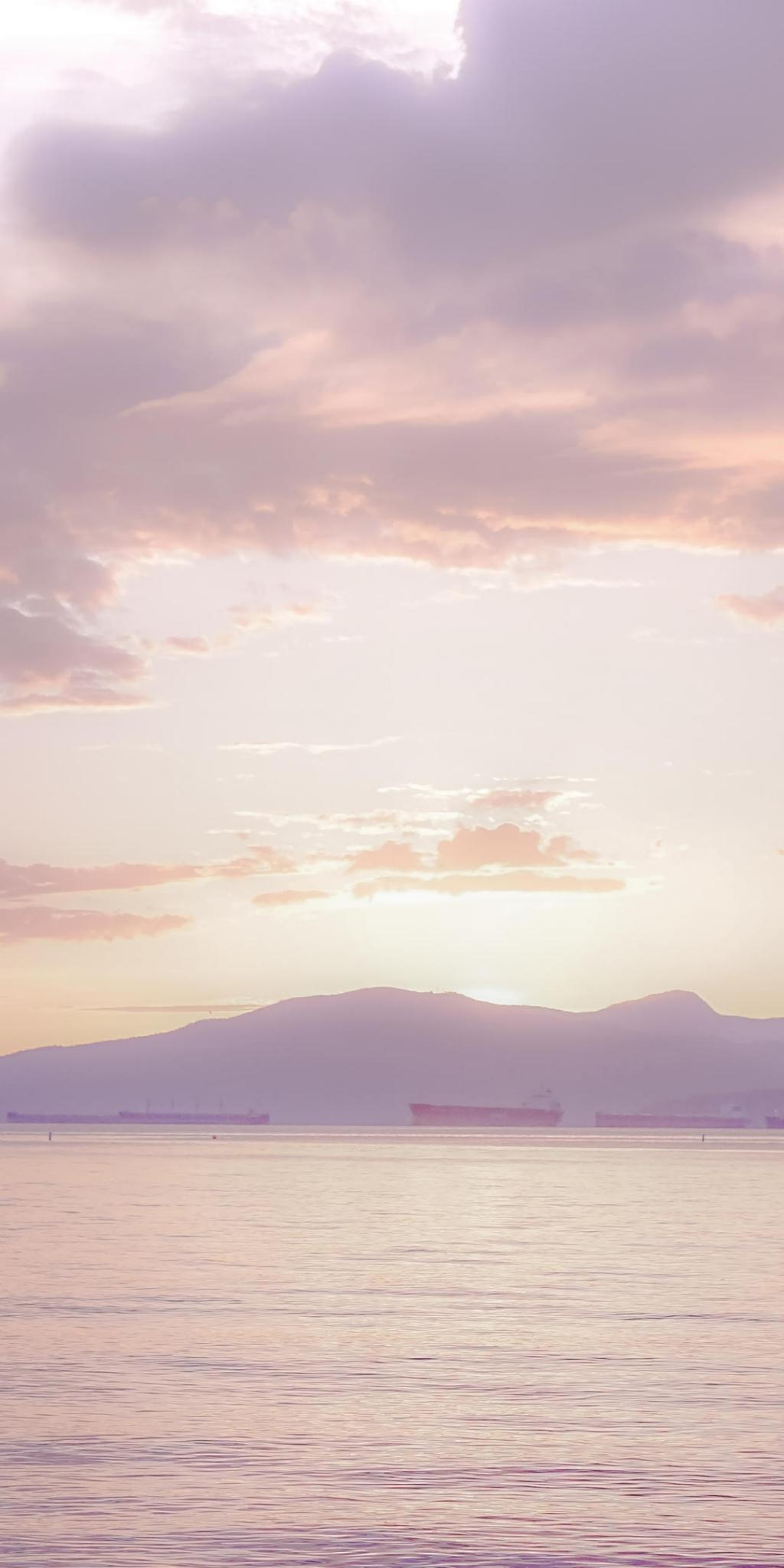 美しい夜の海の夕日 ロック画面の画像 Hd携帯電話の壁紙の秋の壁紙お市はゃ私は 風景を泣かせ 壁紙