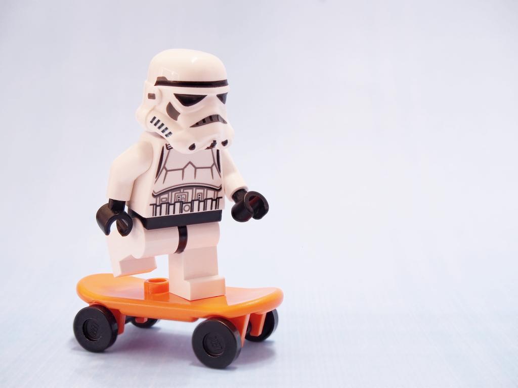 ストームトルーパー スケートボード レゴ黒壁紙お市ゃ私は泣い作られ