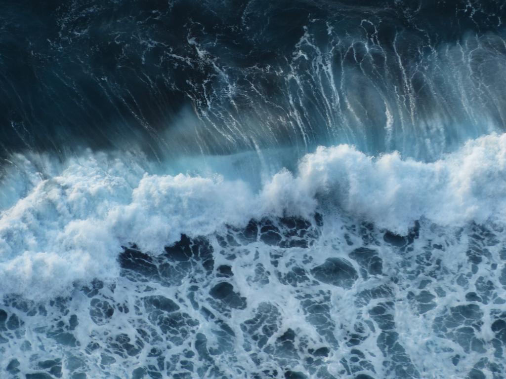 波 海 サーフィンウェブ Iphoneの壁紙の花大きな波 泡 スプレー