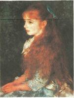 ルノワール 少女イレーヌ