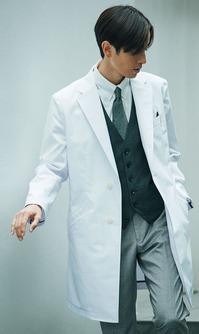 クラシコ 白衣