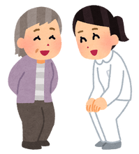 medical_otoshiyori_kagamu_woman