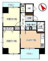 ベル・カナン新潟駅南 801