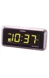 ACアダプター電源(100Vコンセント)のシチズン(CITIZEN)電波時計8RZ028-003