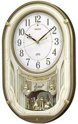 セイコーのメロディー電波時計ウェーブシンフォニー(SEIKO)AM233H掛け時計