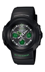 カシオGショックの腕時計AWG-M500F-1AJF