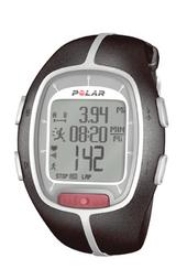 スポーツ心拍計のポラール ランニングスポーツRS200sd OYBRS200SBLK