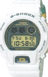 カシオ CASIO Gショック(G-SHOCK) ラスタファリアンDW-6900R-7JF