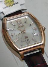 WI0181SD ソーラー電波時計 女性用 腕時計 オリエント イオ io