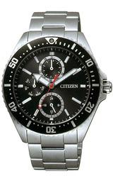 シチズンソーラー腕時計オルタナvo10-6841t