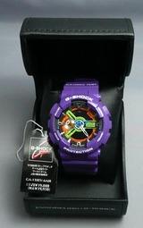 カシオ Gショック ヱヴァンゲリヲン新劇場版(CASIO G-SHOCK)メンズ腕時計 GA-110EV-6AJR