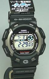 カシオ Gショック 電波時計 ガルフマン GW-9100-1JF