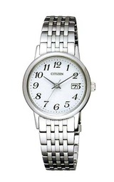 シチズン スタンダード腕時計フォルマ エコドライブソーラー ew1580-50b