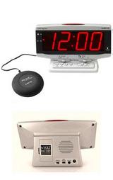 振動式目覚まし時計ビッグタイム