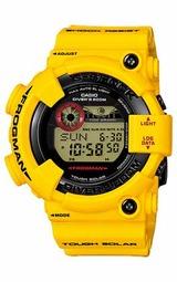 カシオ CASIO Gショック G-SHOCK フロッグマン ライトニングイエロー メンズ 腕時計 男性用 GF-8230E-9JR 国内正規品