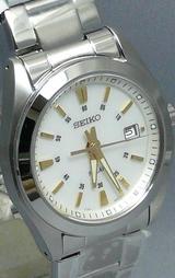 もったいない電池交換を必要としないエコテック ソーラー腕時計のセイコー スピリットSBPS087