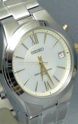 セイコー スピリット ソーラー電波時計 メンズウオッチ SBTM091 「誕生日、お祝いに名入れ刻印(有料)をした記念のプレゼントを」