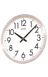 直径が380mmと少し大きなサイズの掛け時計