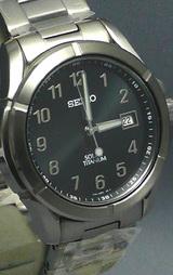 セイコースピリット腕時計ソーラー時計sbps041