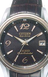 CITIZEN(シチズン)の高級ソーラー電波時計エクシード(EXCEED)EAG74-2692