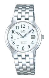 10気圧防水のソーラー腕時計