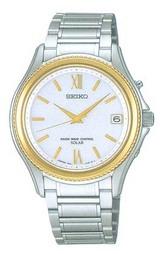 セイコー(SEIKO)ドルチェ ソーラー電波時計SADZ023