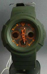 カシオ(CASIO) 世界5局対応Gショック ソーラー電波時計 アーミーグリーン AWG-M500KG-3AJF メンズ腕時計「国内正規品」 再入荷