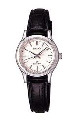 高精度でありながら薄型デザインの女性用腕時計 グランドセイコーSTGF029